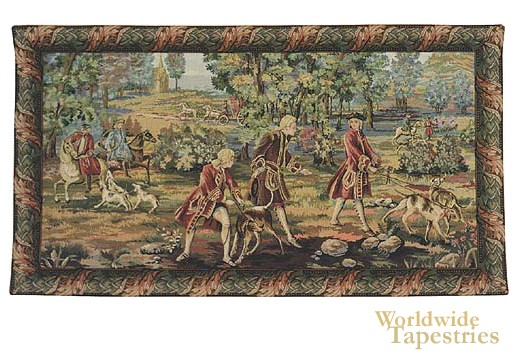 Louis XV Hunting I