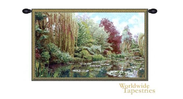 Monet Lake Giverny - Left