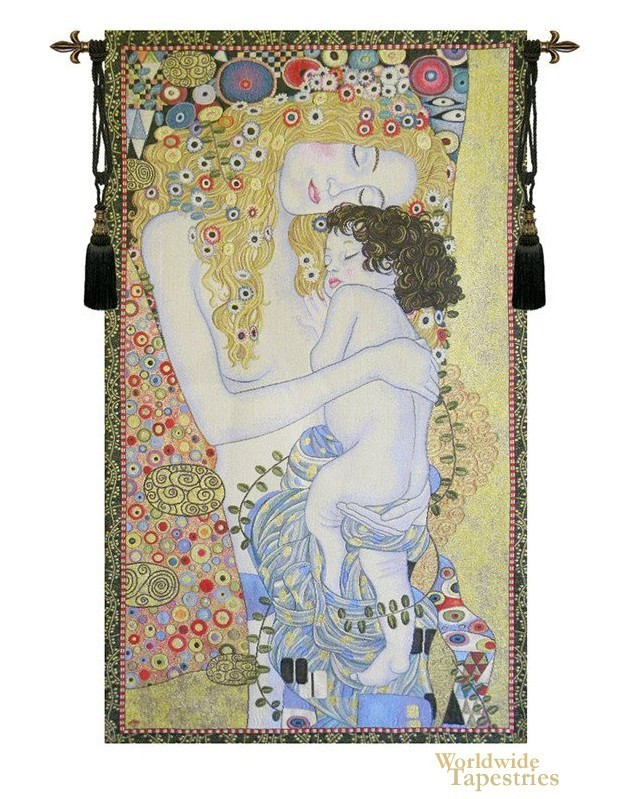 Ages of Women - Klimt