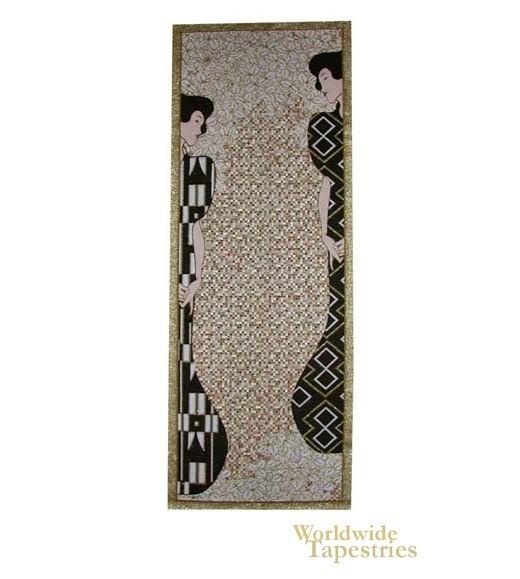 Silhouettes - Klimt