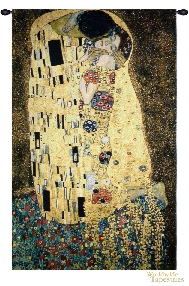 The Kiss II - Klimt