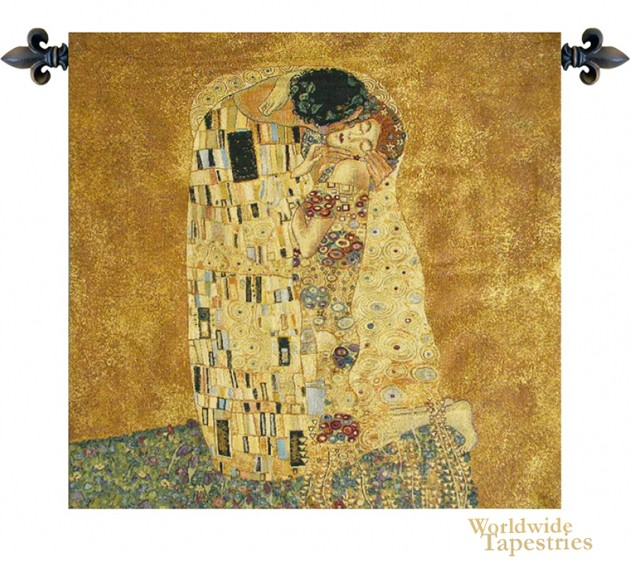 The Kiss III - Klimt
