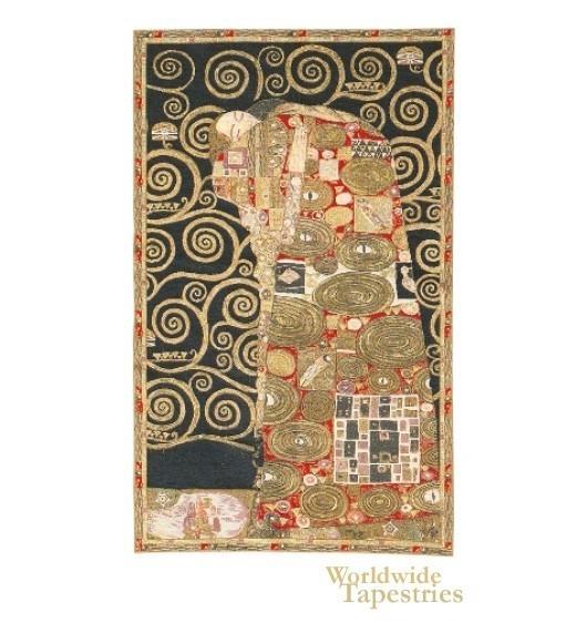 The Fulfillment - Klimt