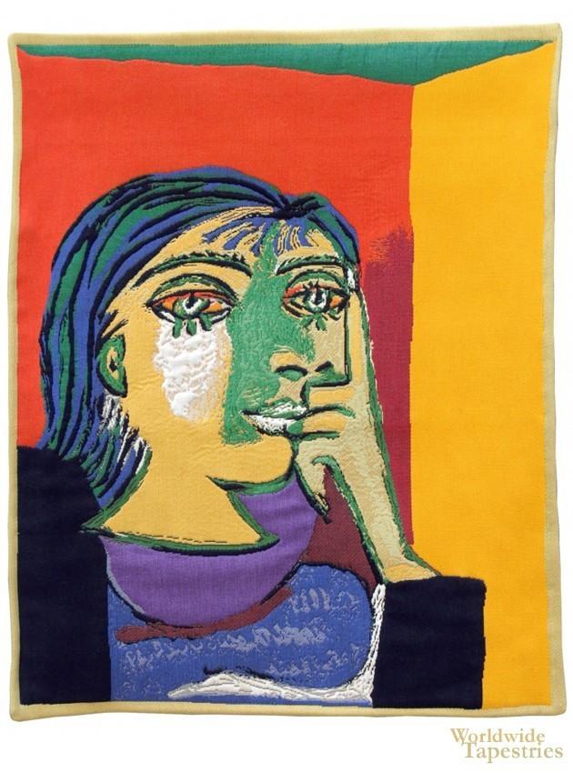 Portrait De Dora Maar - Picasso