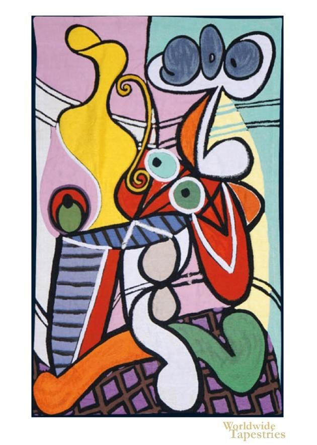 Grande Nature Morte Au Gueridon - Picasso