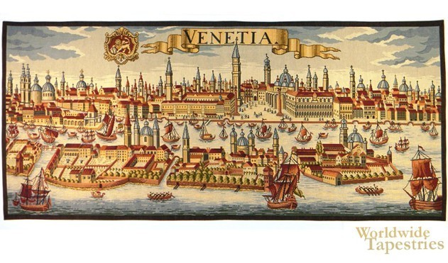 Venice Ancient Map