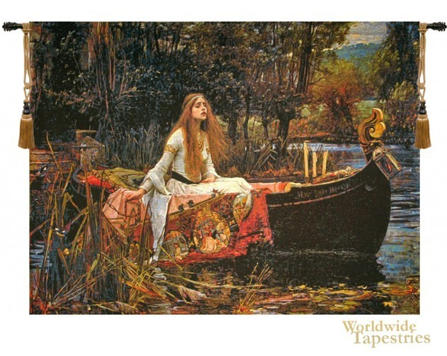 Lady of Shalott II