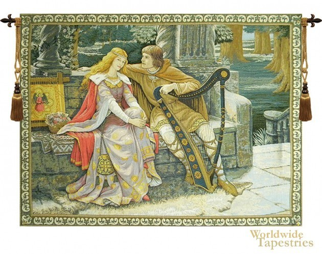Tristan And Isolde - Leighton