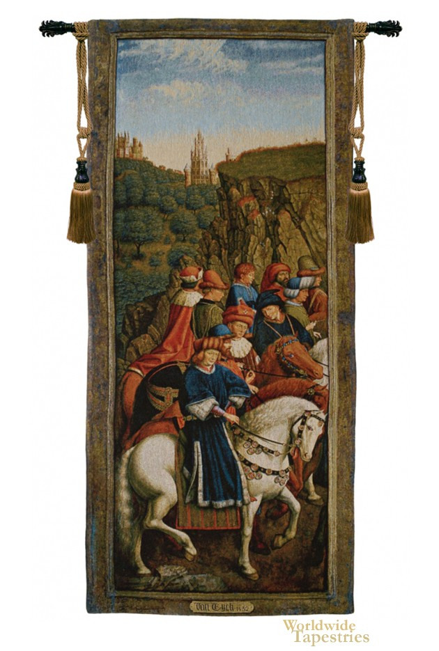 The Just Judges - van Eyck