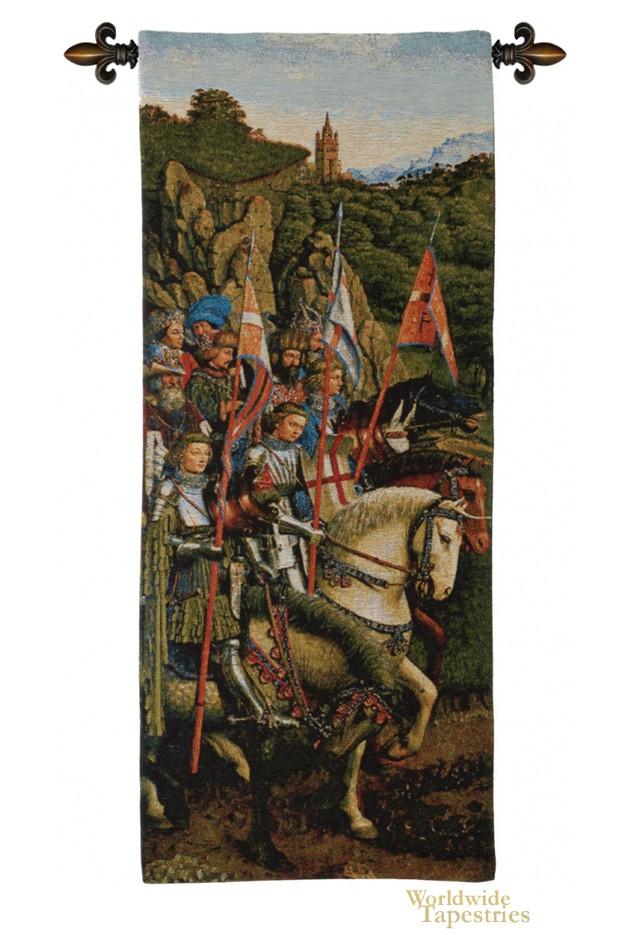 Knights Of Christ (no border) - van Eyck