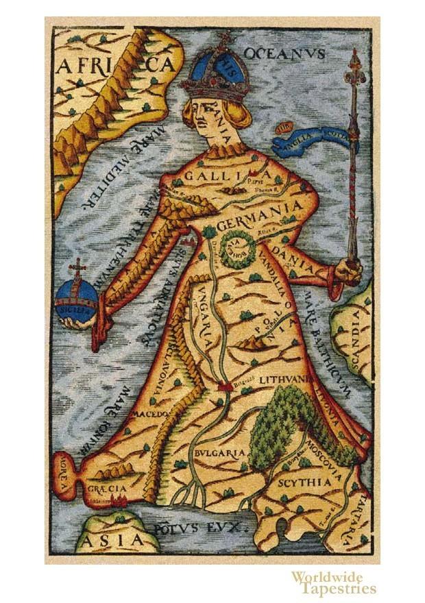 Ptolemaeus Map