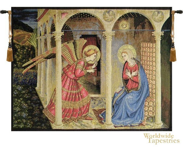 Annunciation Tapestry
