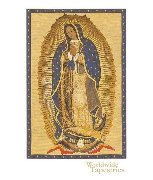 La Virgen De Guadelupe