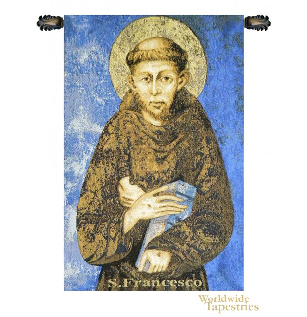 St Francis from Assisi