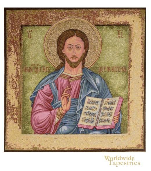 Christ Pantocrator (Icon)