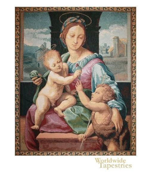 Madonna Aldobrandini - Raphael