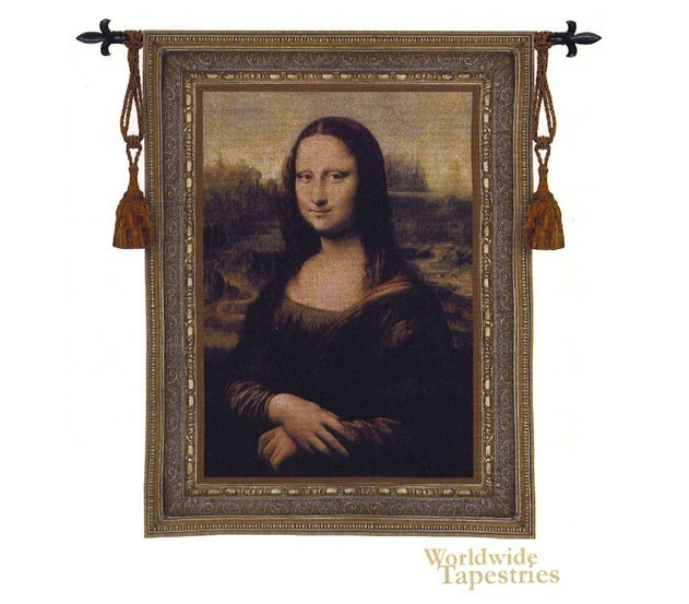 Mona Lisa Tapestry