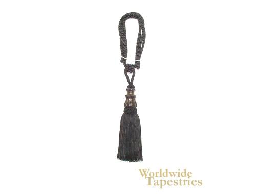Elegance Black Tassel