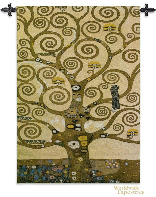 Klimt Tree Of Life IV