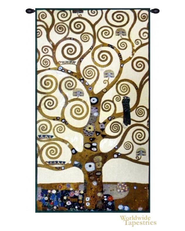 Klimt Tree Of Life V