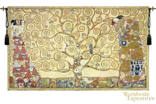 Klimt Tree Of Life VI