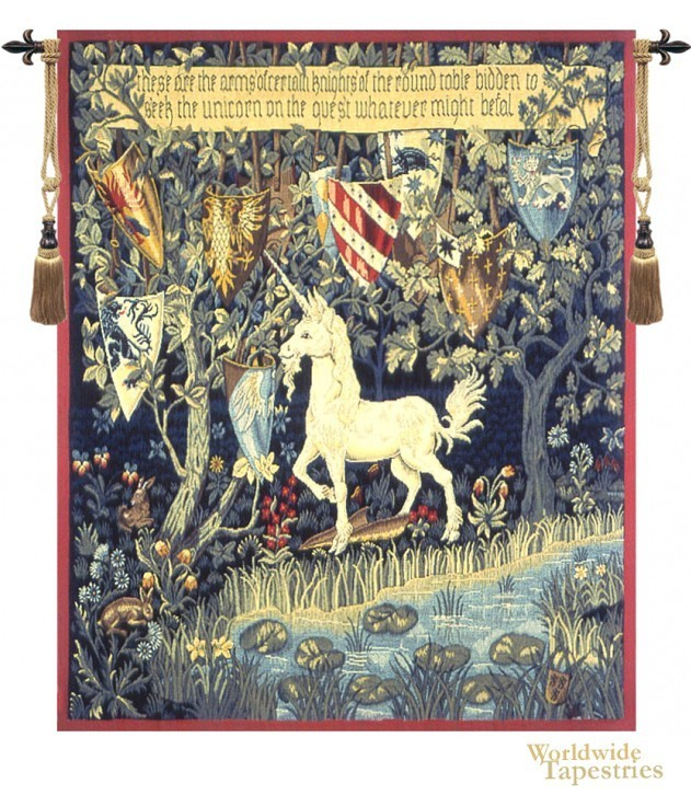 Heraldic Unicorn