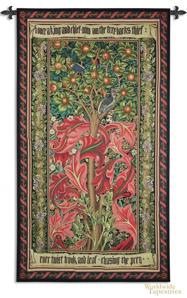 William Morris Woodpecker III