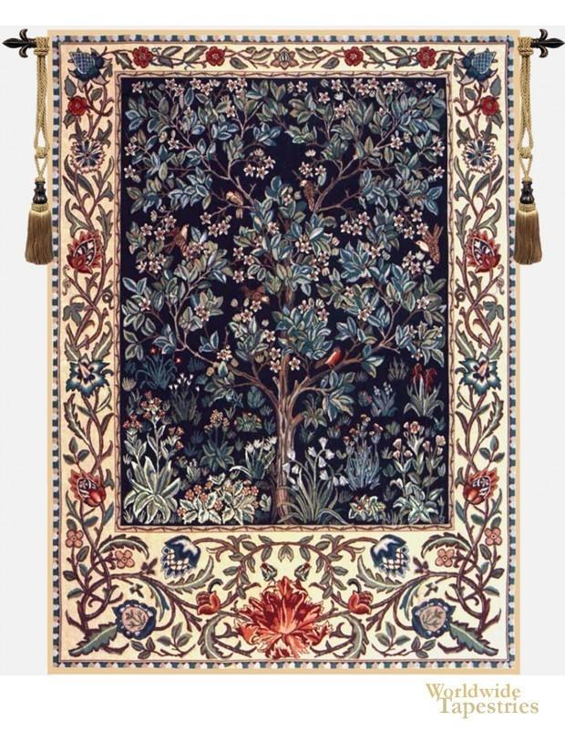 William Morris Tree Of Life