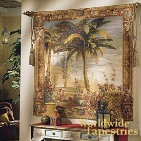 Oriental Asian Tapestries Worldwide Tapestries