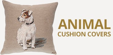 Animal Tapestry Cushion Covers