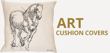 Art Tapestry Cushion Covers