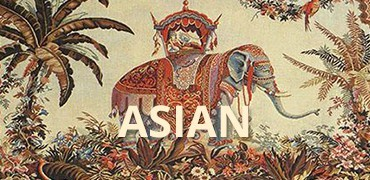 Oriental & Asian Tapestries