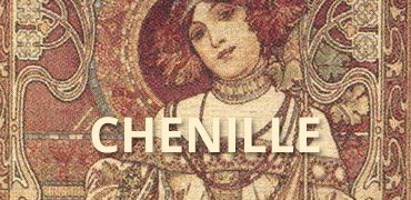 Chenille Tapestries