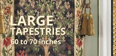Large Tapestries - 60 to 70 Inches