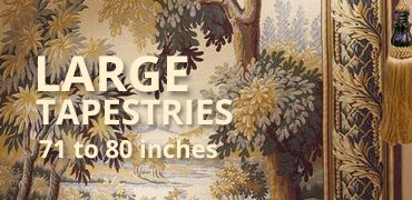 Large Tapestries - 71 to 80 Inches