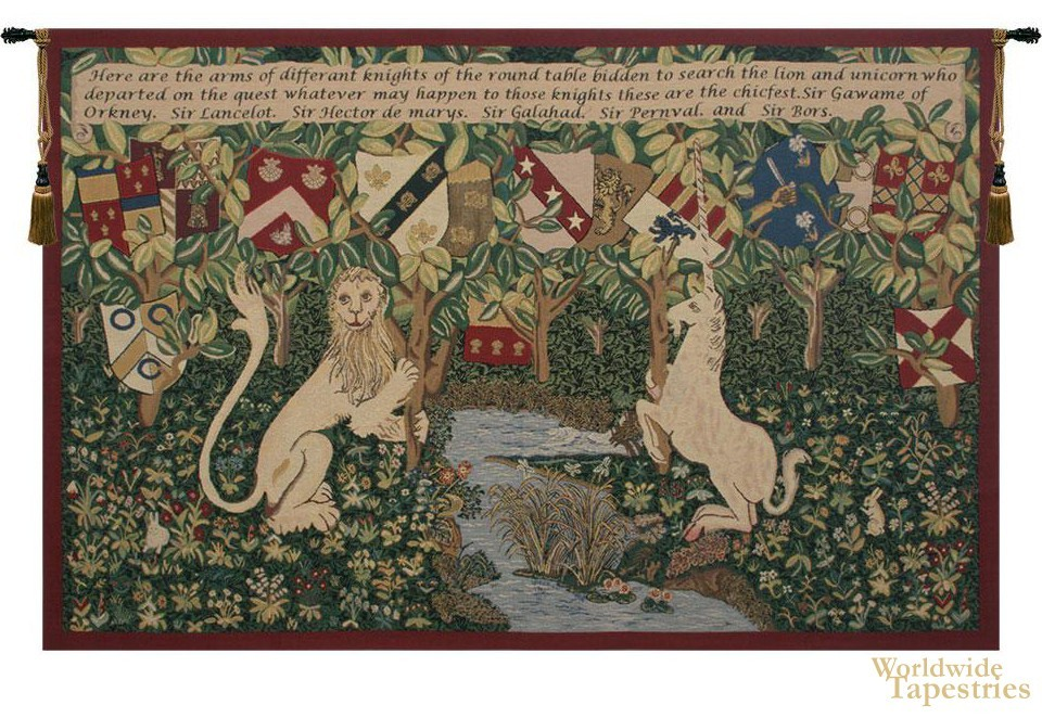 Arms of the Knights Tapestry