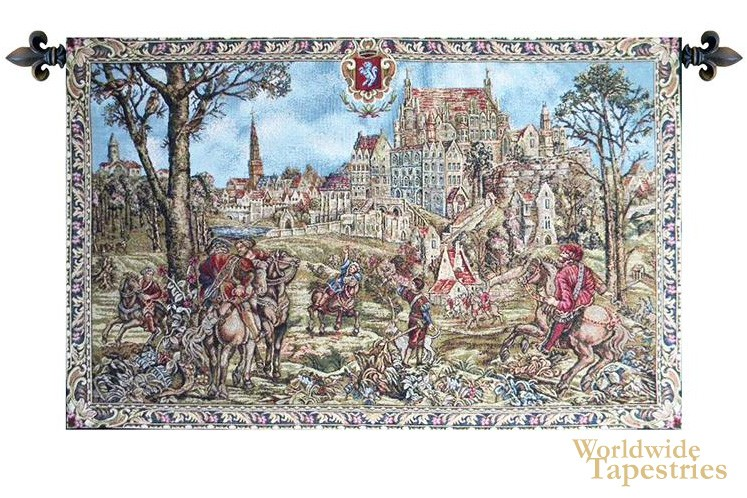 Brussels Castle Tapestry