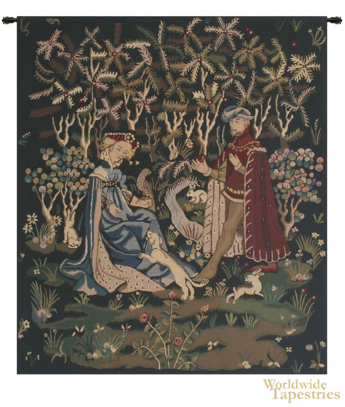 Gift of the Heart Tapestry