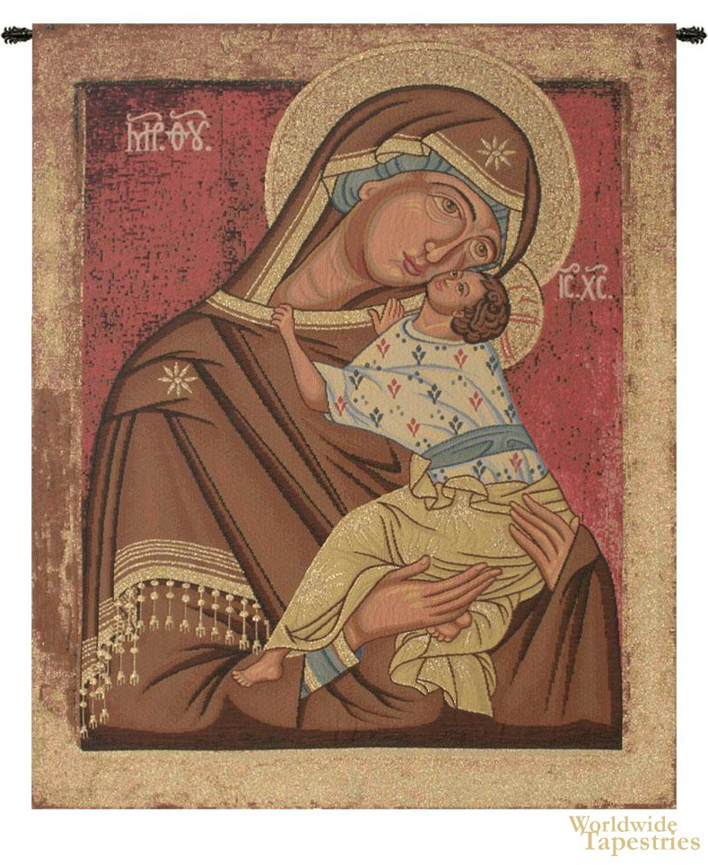 Icone Madonna Tapestry