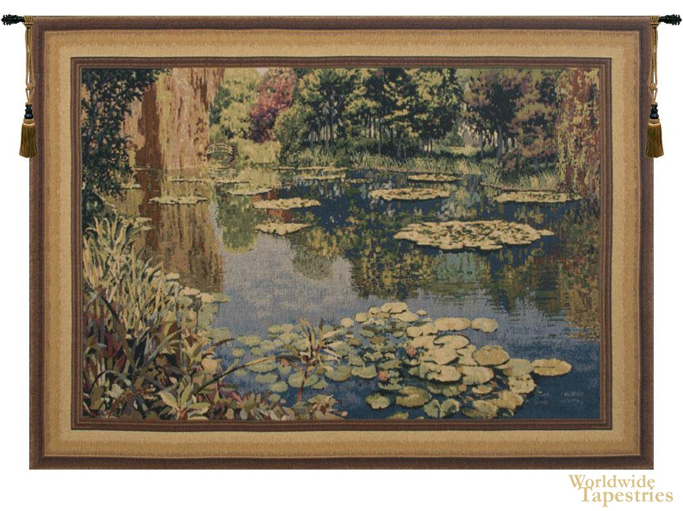 Lake Giverny - With Border Tapestry