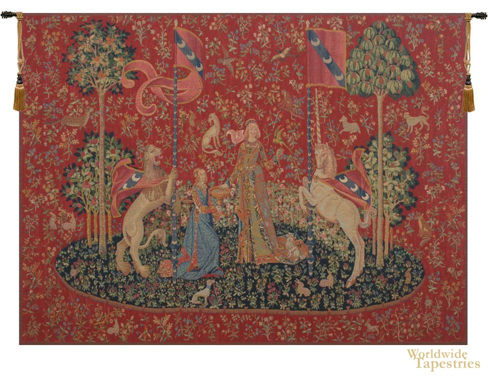 Le Gout Fonce Tapestry