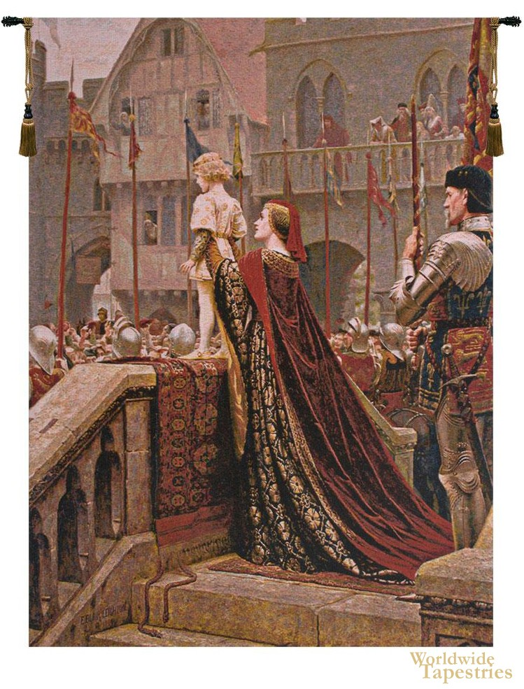 Little Prince - Leighton Tapestry
