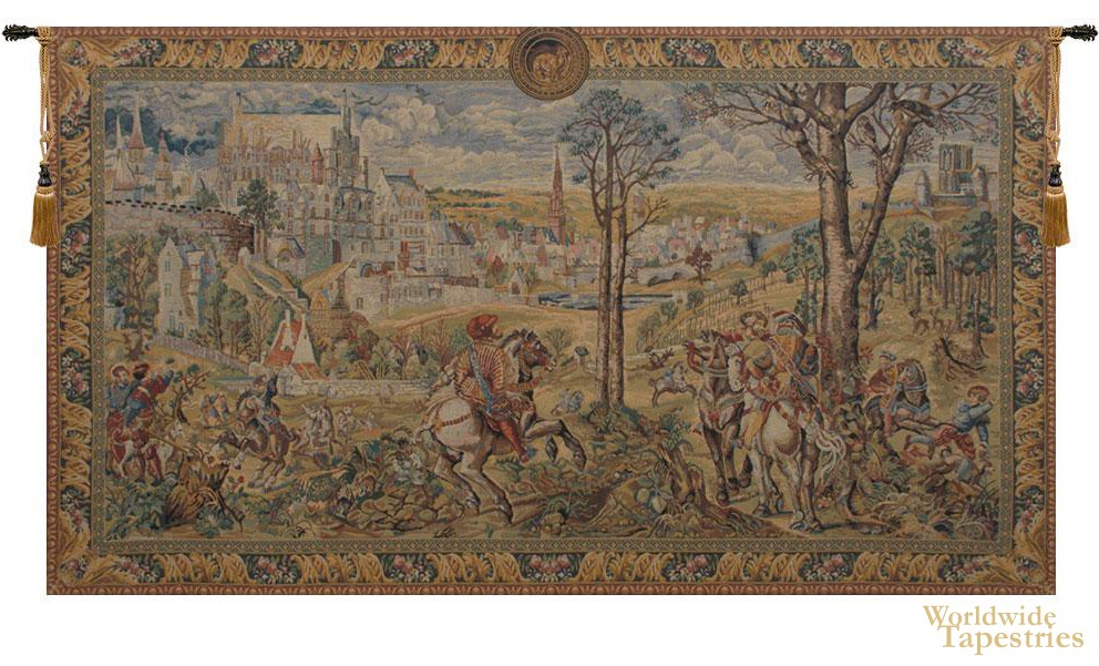 Old Brussels Tapestry