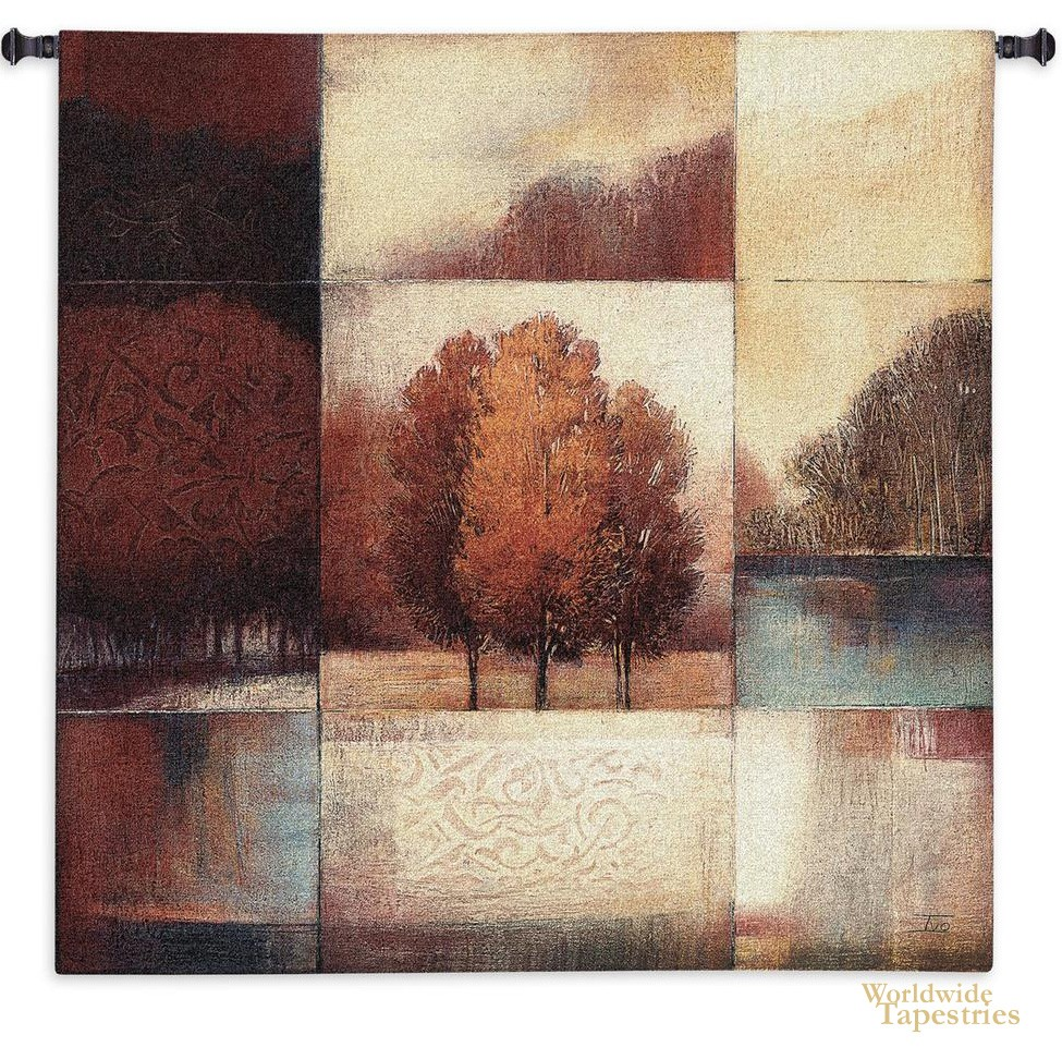Persimmon Forest Tapestry