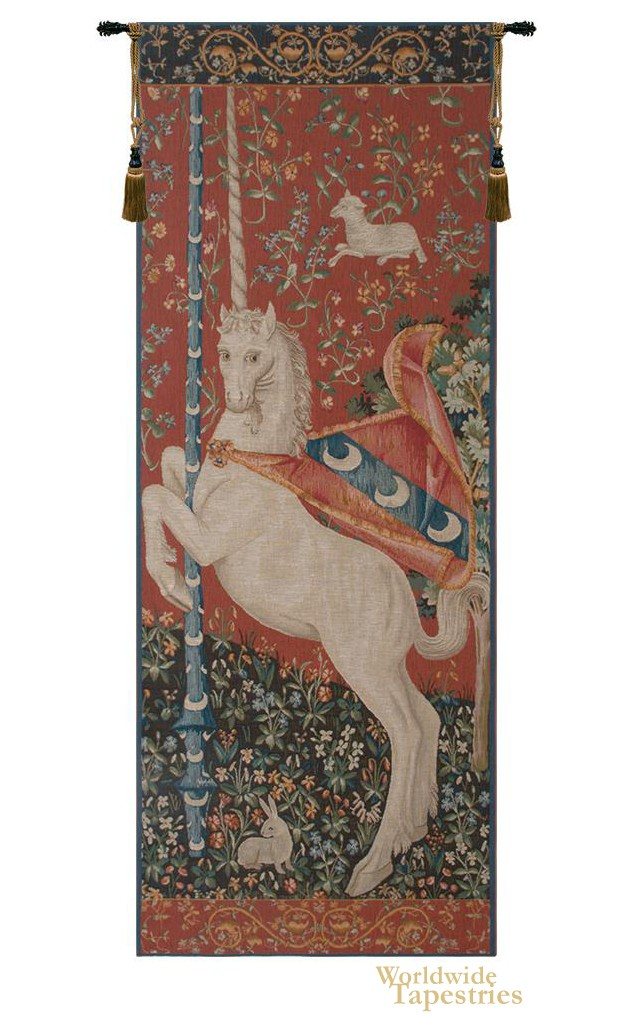 Portiere Unicorn Tapestry