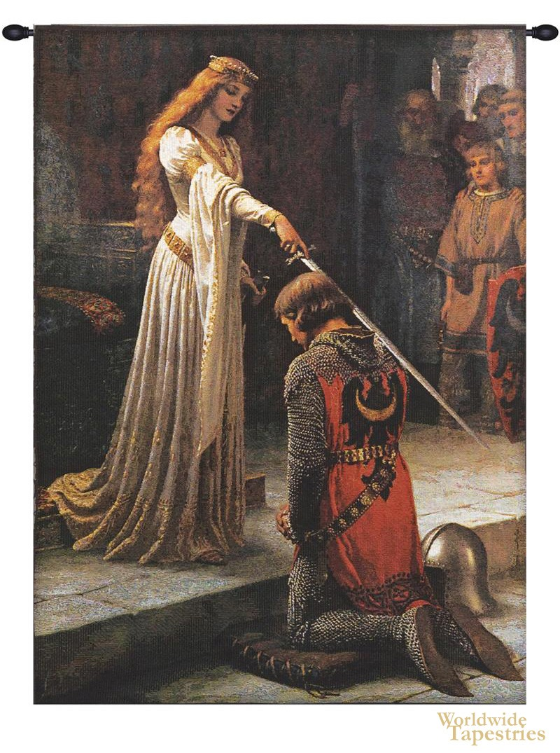 The Accolade V - No Border Tapestry