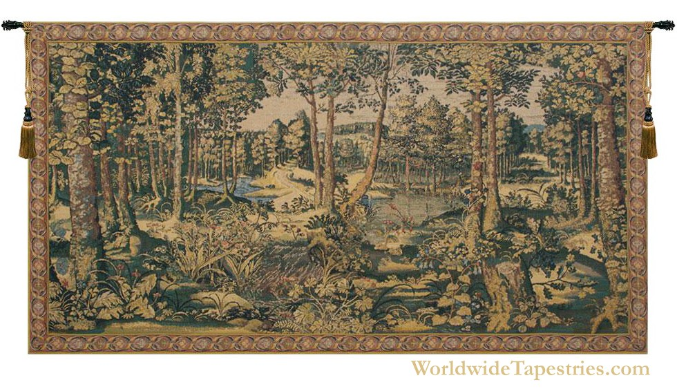 The Royal Forest Tapestry