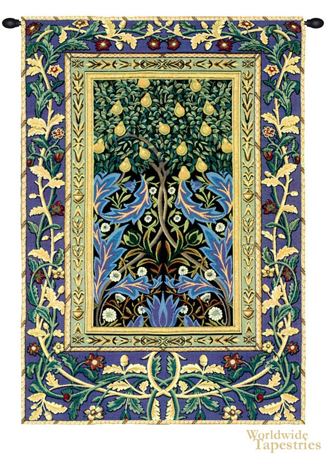 Tree of Life III Tapestry