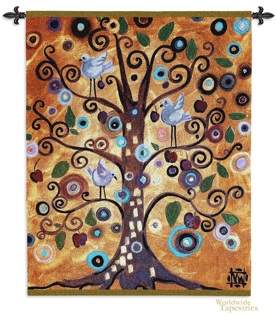 Tree of Life - Wescoat Tapestry