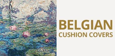 Belgian Tapestry Cushion Covers